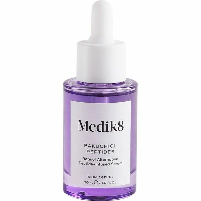 medik8 bakuchiol peptides serum bäst i test recension