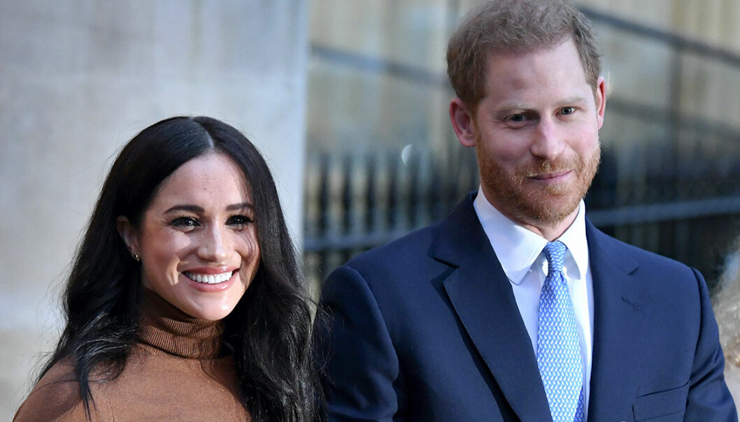 Meghan Markle och prins Harrys liv i Kanada