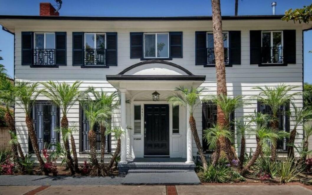 Meghan Markles hus i LA