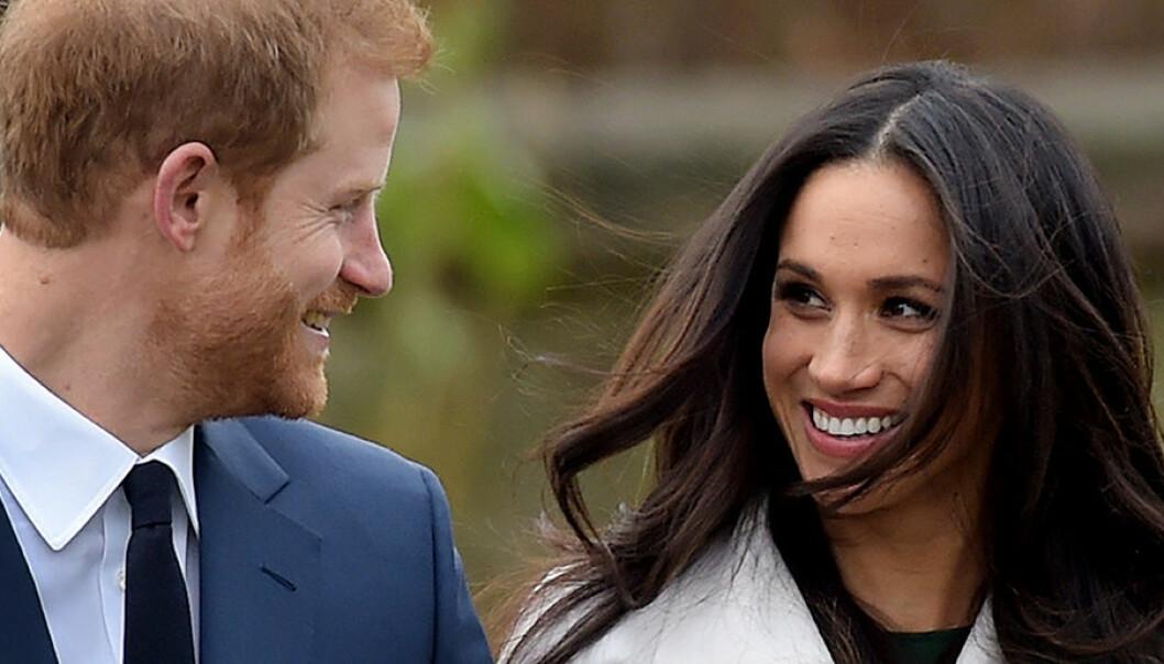 Meghan Markle och prins Harry bröllop närmar sig – gifter sig den 19 maj