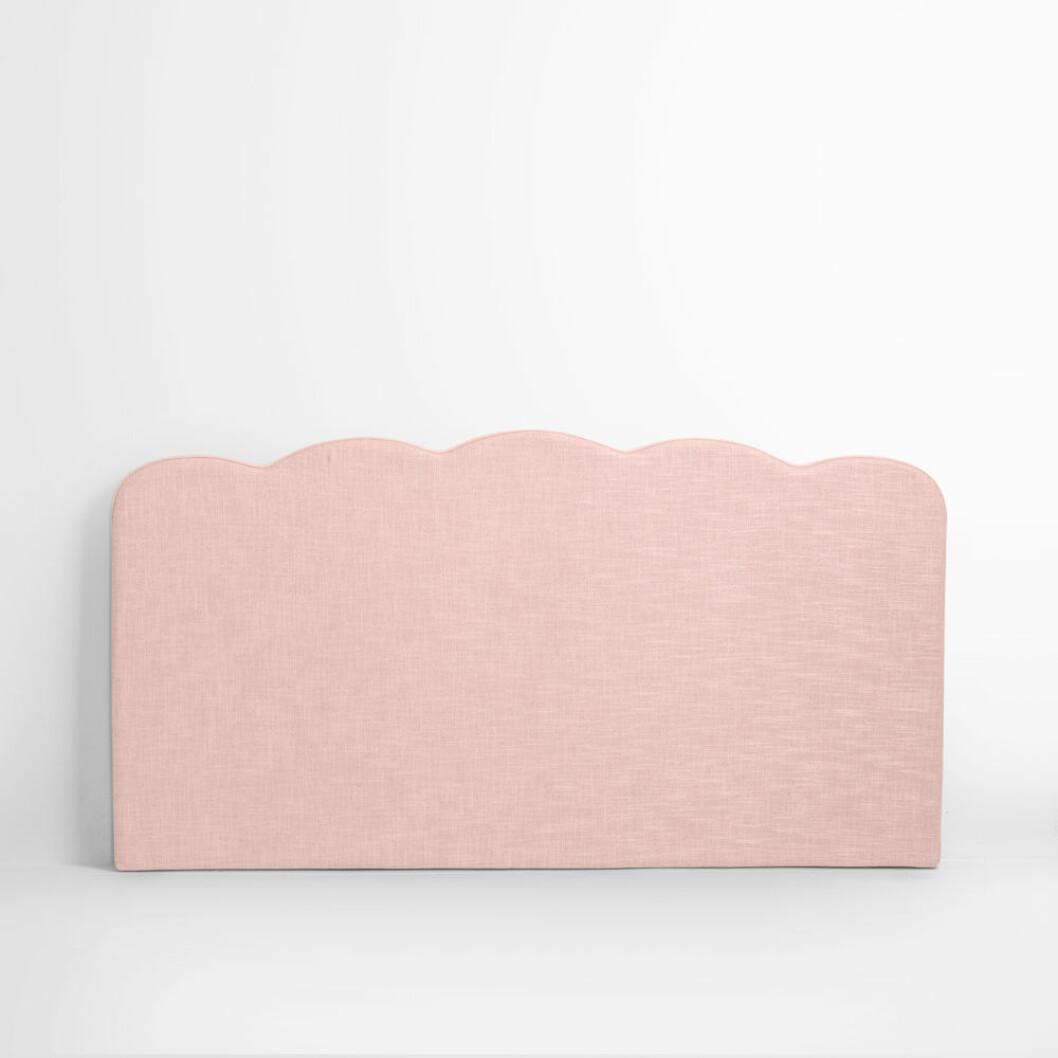 Sommarens inredningsnyheter sänggavle rosa melimeli