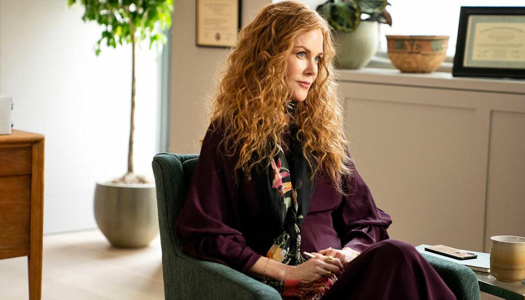 The Undoing var en av de mest streamade serierna på HBO 2020