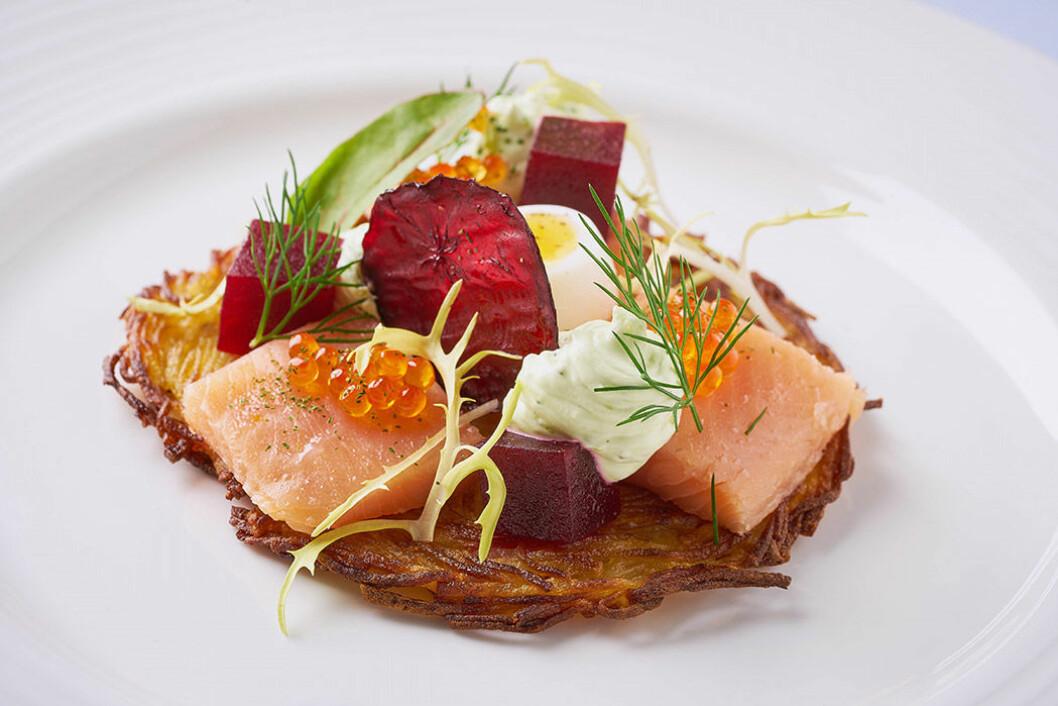 Mat värdig en Michelinrestaurang. Foto: Shutterstock