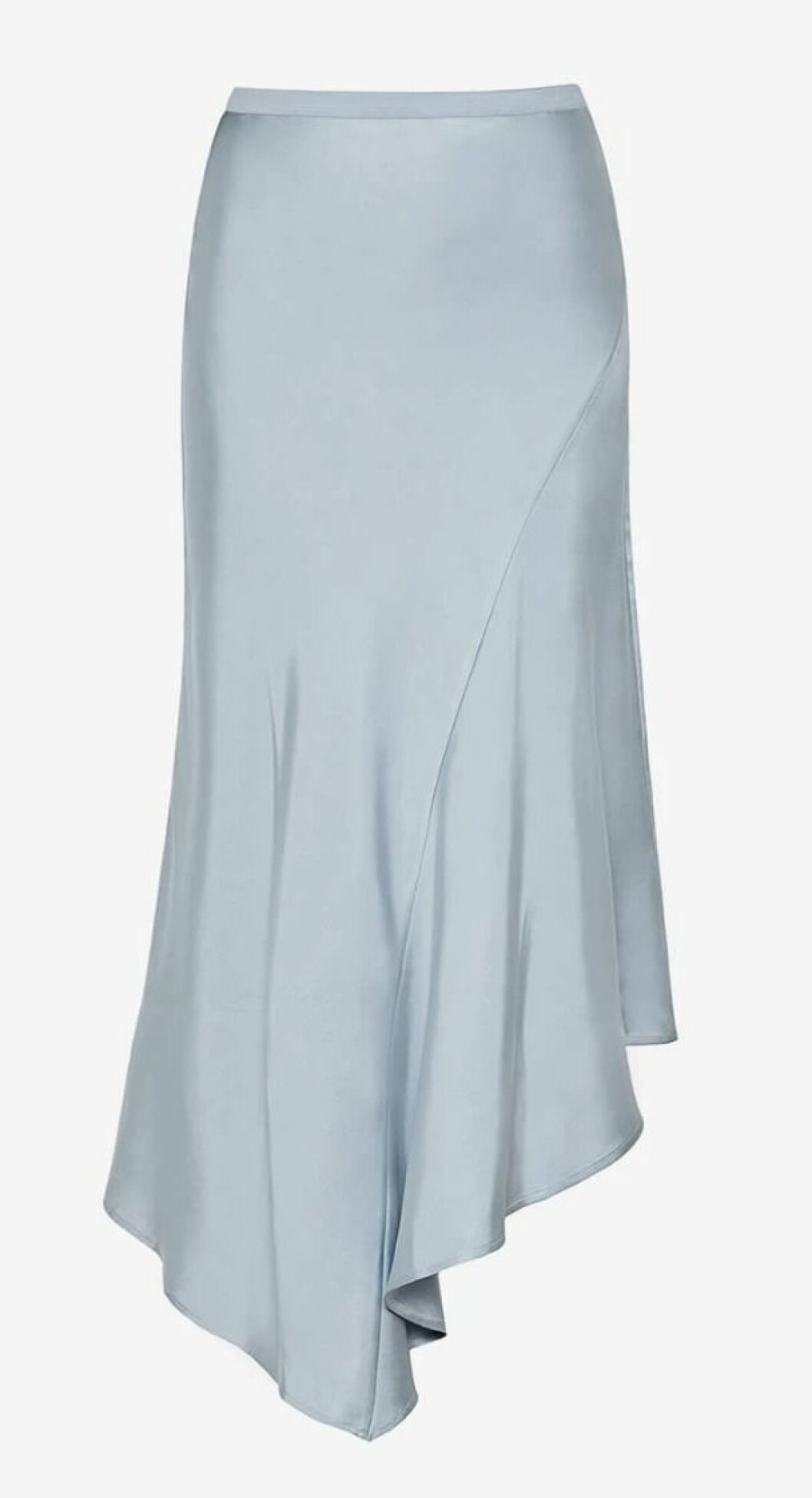 Duvblå midikjol från Anine Bing