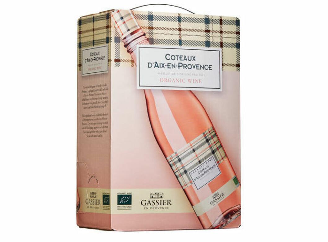 Coteaux d'Aix en Provence box (nr 2337) 235 kr