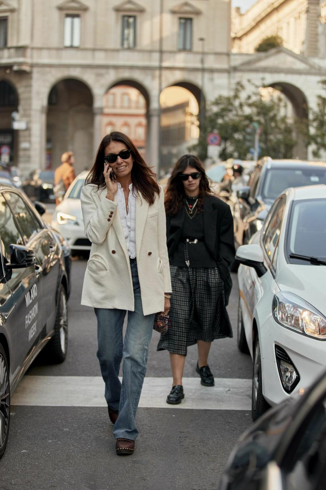 Streetstyle från Partis Fashion Week.
