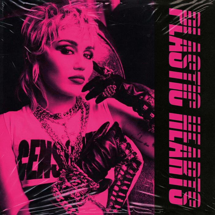 Miley Cyrus nya album Plastic hearts