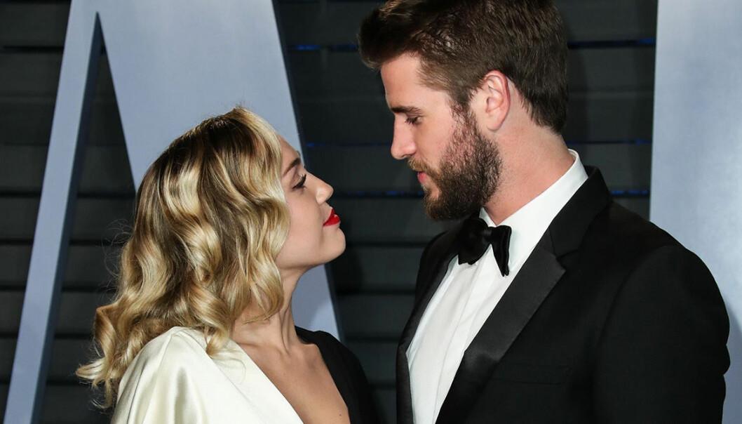 Miley Cyrus om skilsmässan från Liam