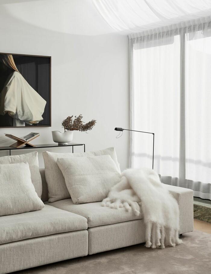 minimalistiskt och mysigt hos pihl strehl