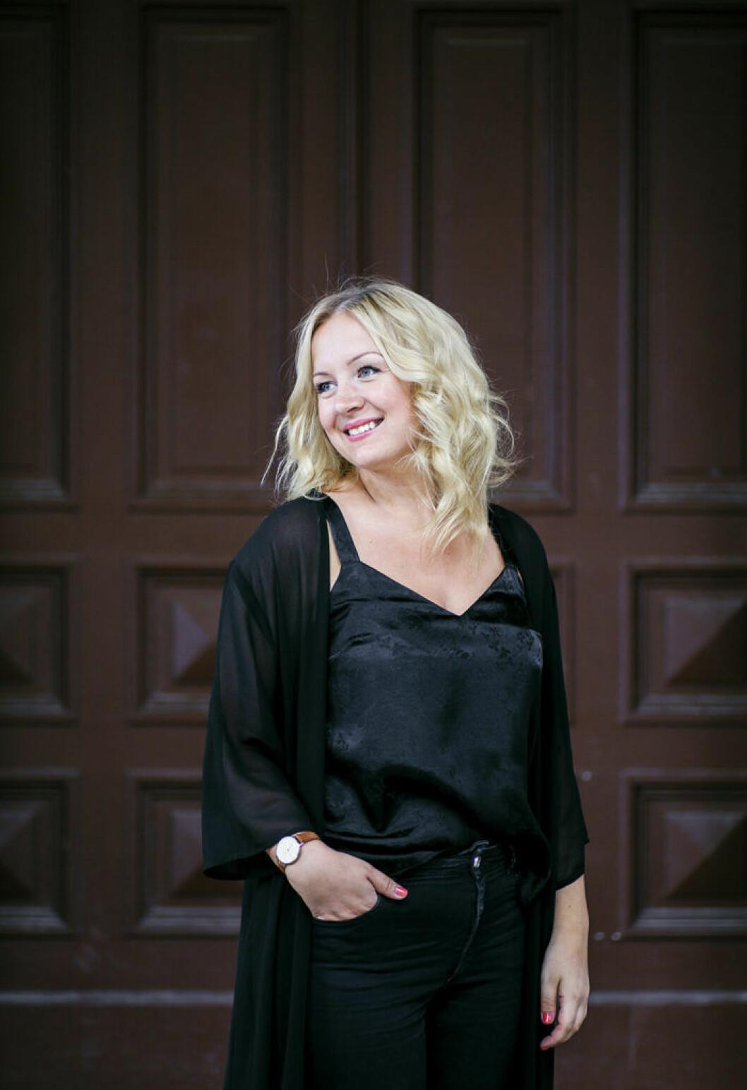 Mirelle Stoor, vinnare av Årets influencer 2019.
