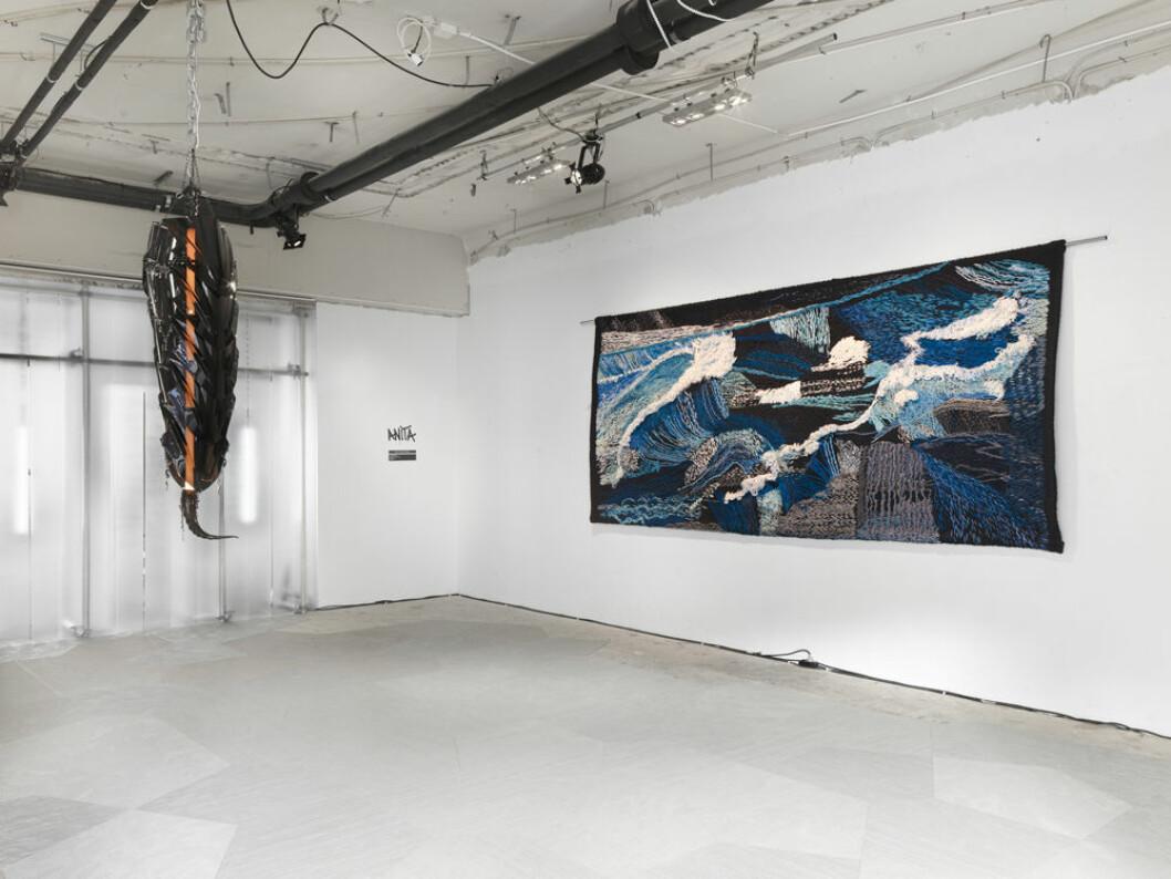 Misschiefs kollektiv kvinnliga konstnärer Anita Graffman