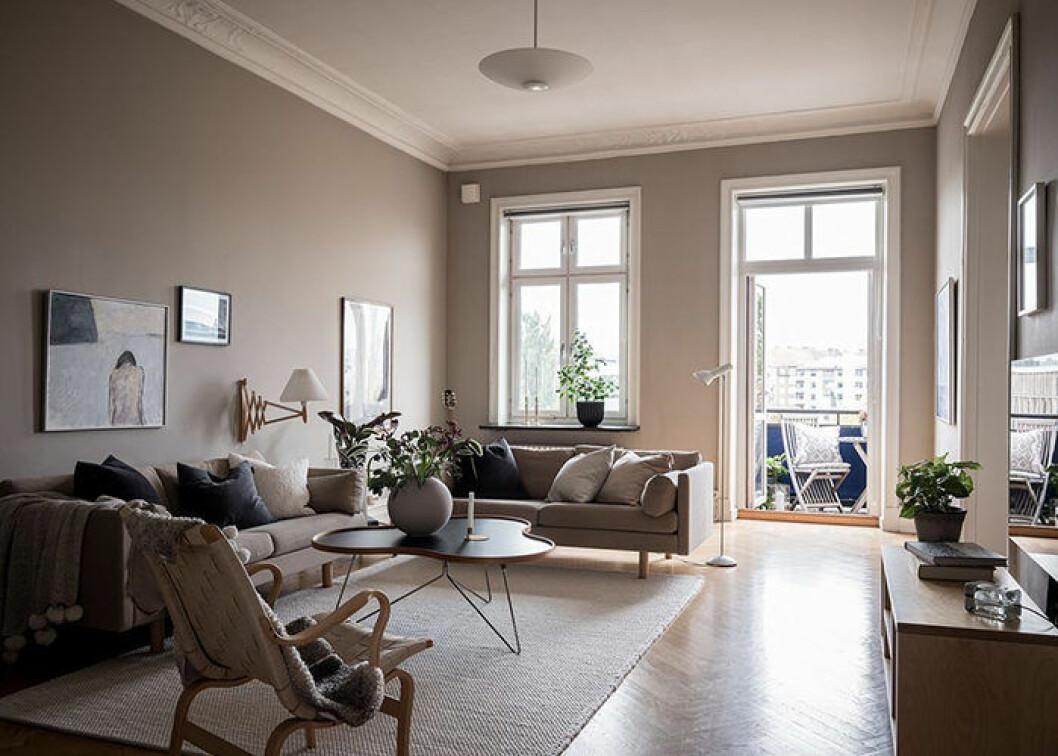 gör det minimalistiska hemmet mysigt med rätt belysning