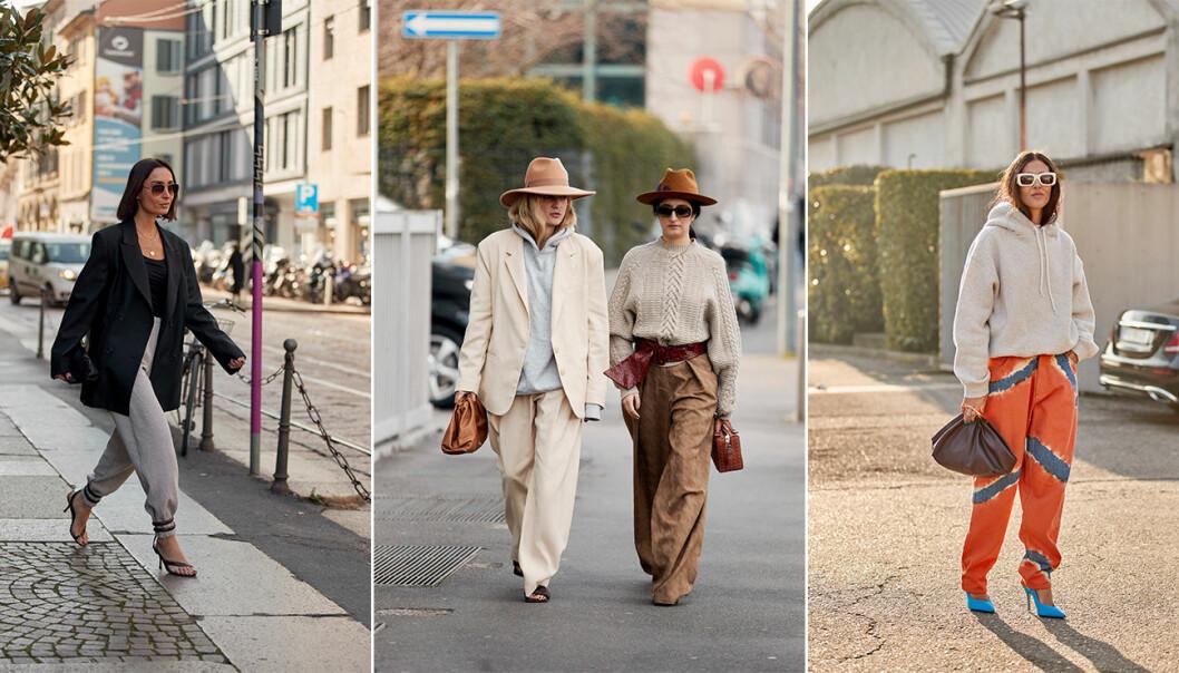Shoppingtips: Trendiga mjukisset att bära 2020