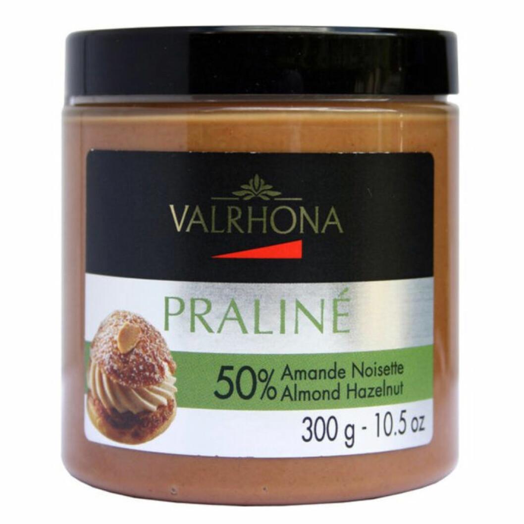 Praliné från Valrhona