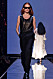 Skinntopp i svart från Totêmes vinnarvisning ELLE-galan 2020.