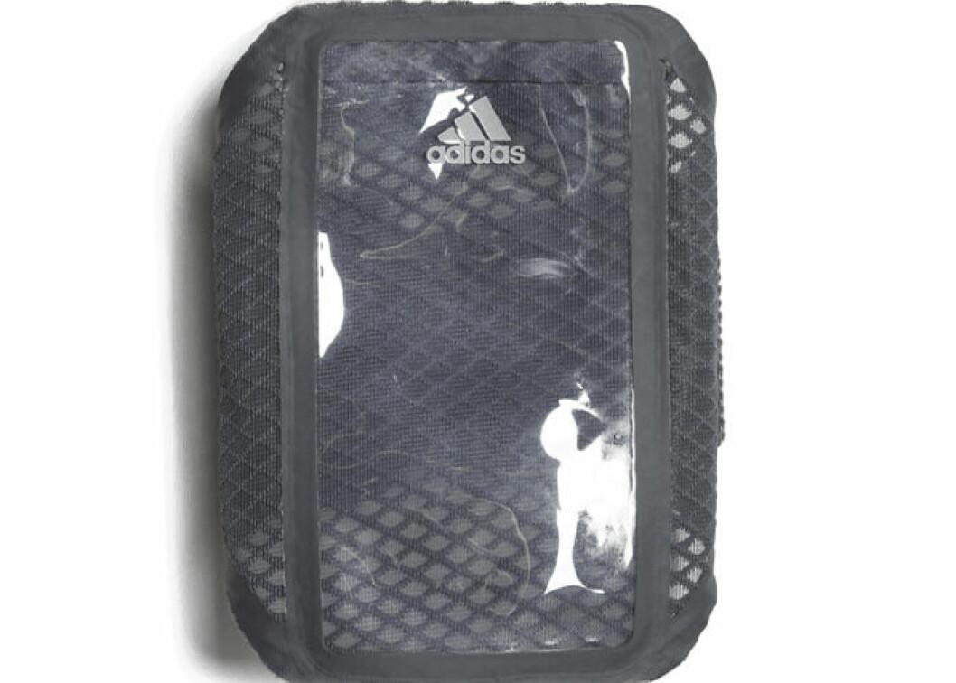 Hållare till mobilen med ventilerande mesh