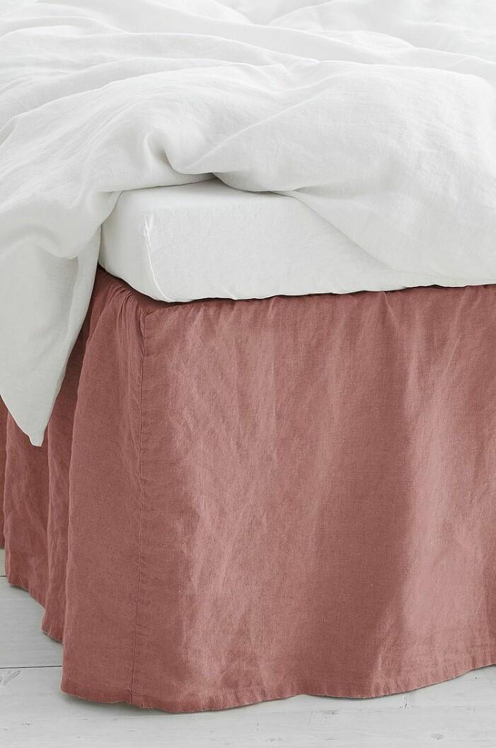 rosa sängkappa