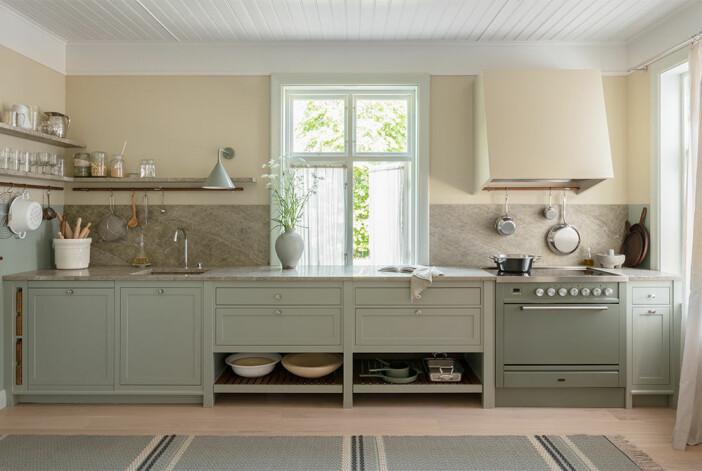 Modern Classic Steneby i Mistral-färg från Kvänum