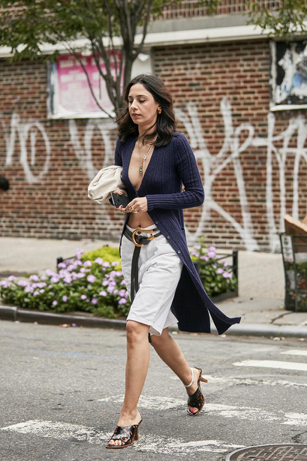 Streetstyleinspiration från modeveckan i New York.