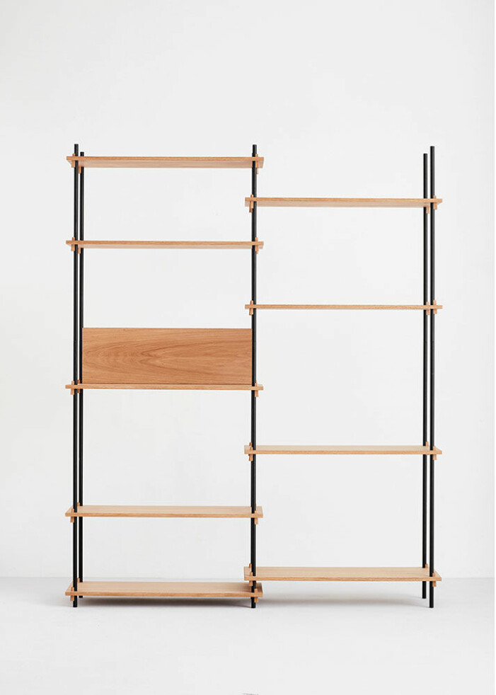 Moebe shelving system tall