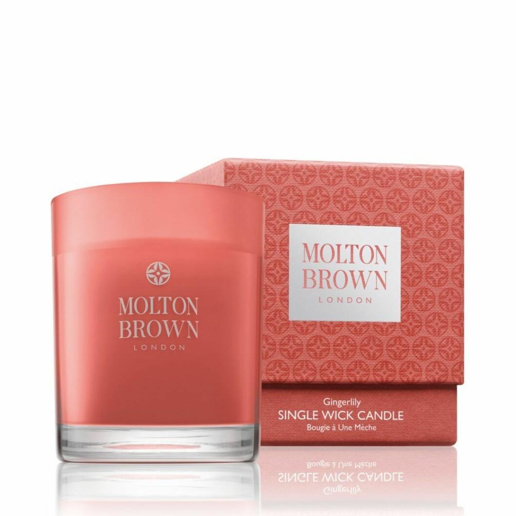 Doftljus Gingerlily från Molton Brown.