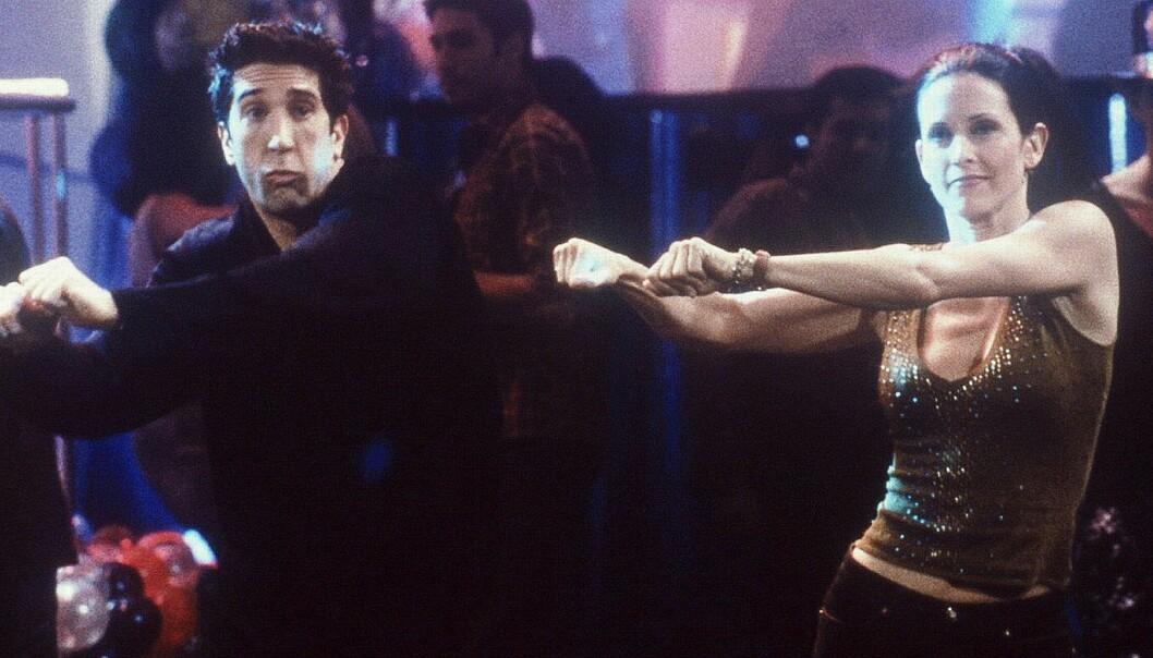 Monica Geller i vänner