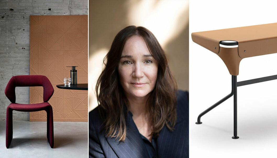 monica förster årets designer 2021 i ELLE Deco Design Awards 2021