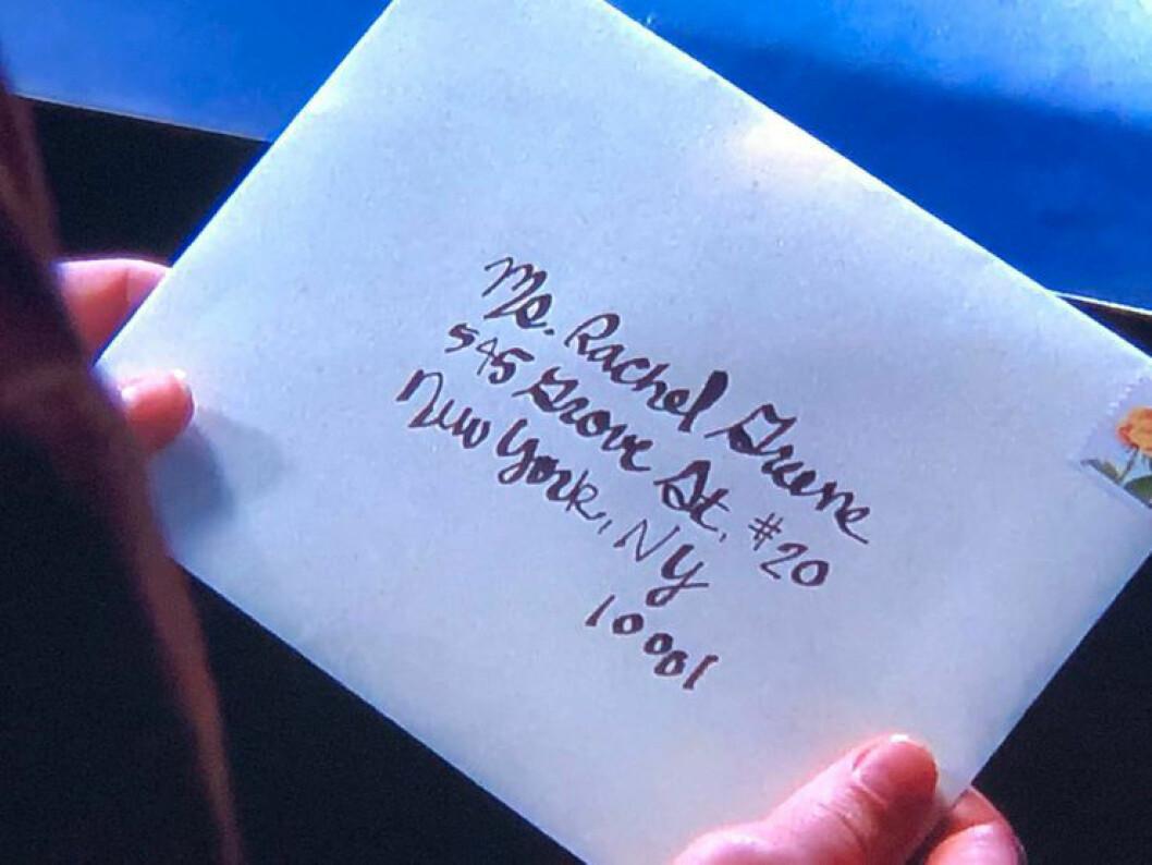 Monicas adress