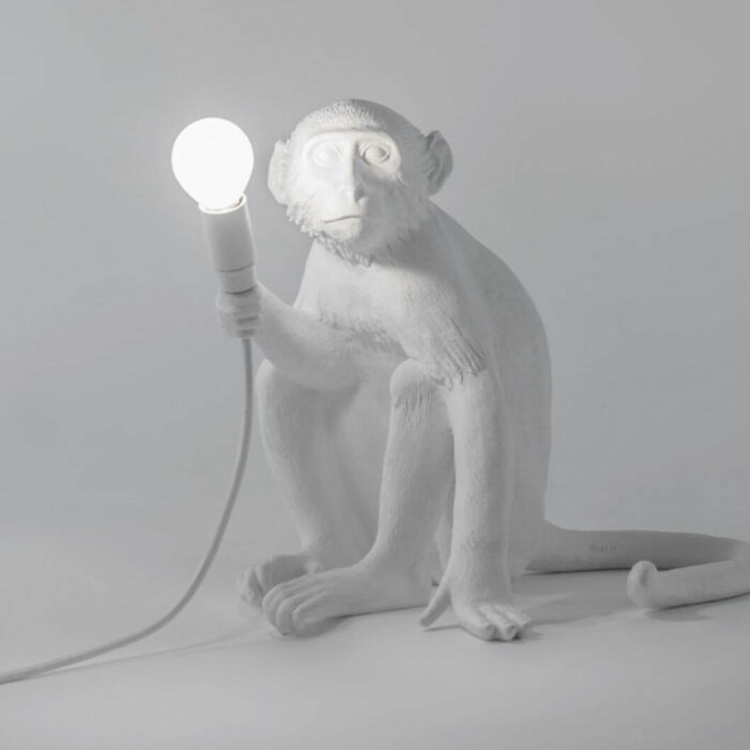 bordslampa monkey