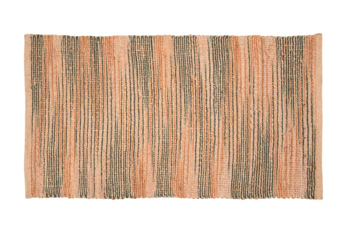 Mönstrad matta från Lagerhaus