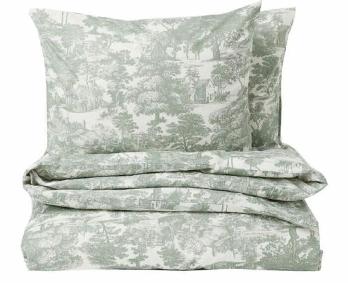 mönstrade sängkläder
