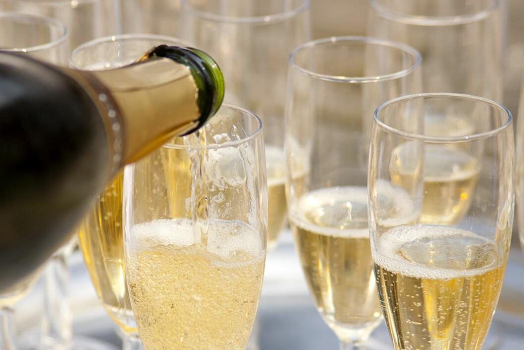 Föredrar du cava, prosecco eller champagne?