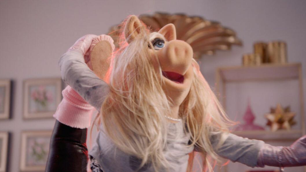 Bild från serien Muppets Now