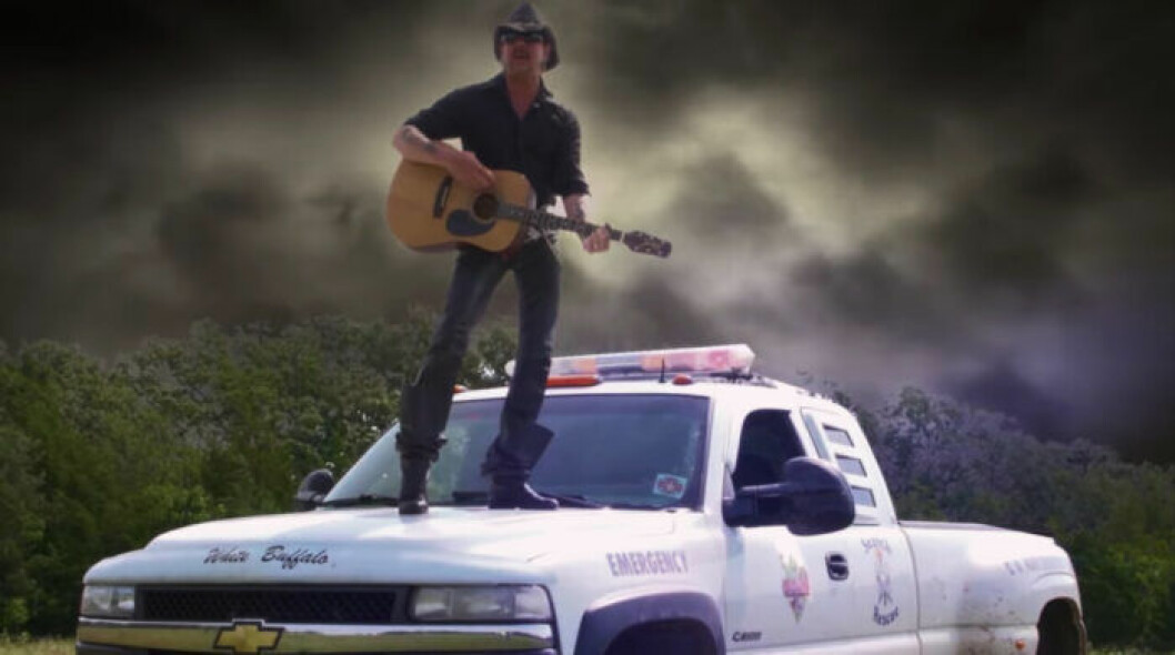 Joe Exotic musikvideo i Tiger King