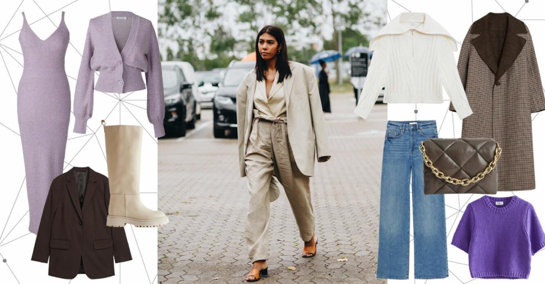 Höstnyheter mode dam 2021