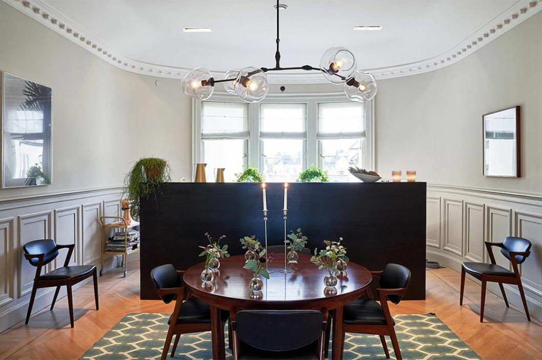 Kök och matsal hos Nathalie Schuterman
