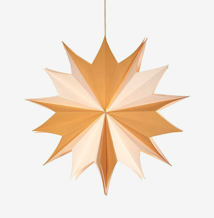 Naturfärgad stjärna från PR Home