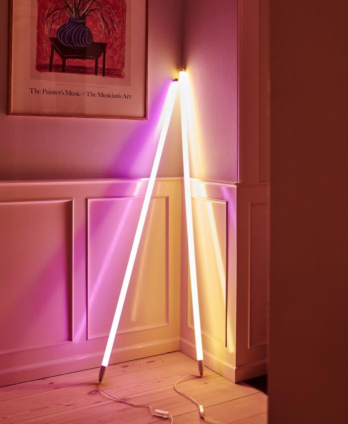 neon tub lampor från hay