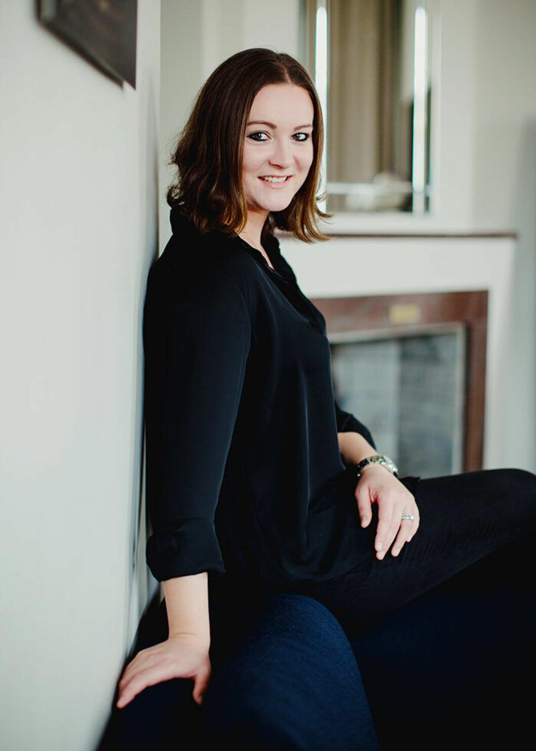 Isabelle Sjövall är neurodesigner – här tipsar hon om hur du kan inreda med neurodesign