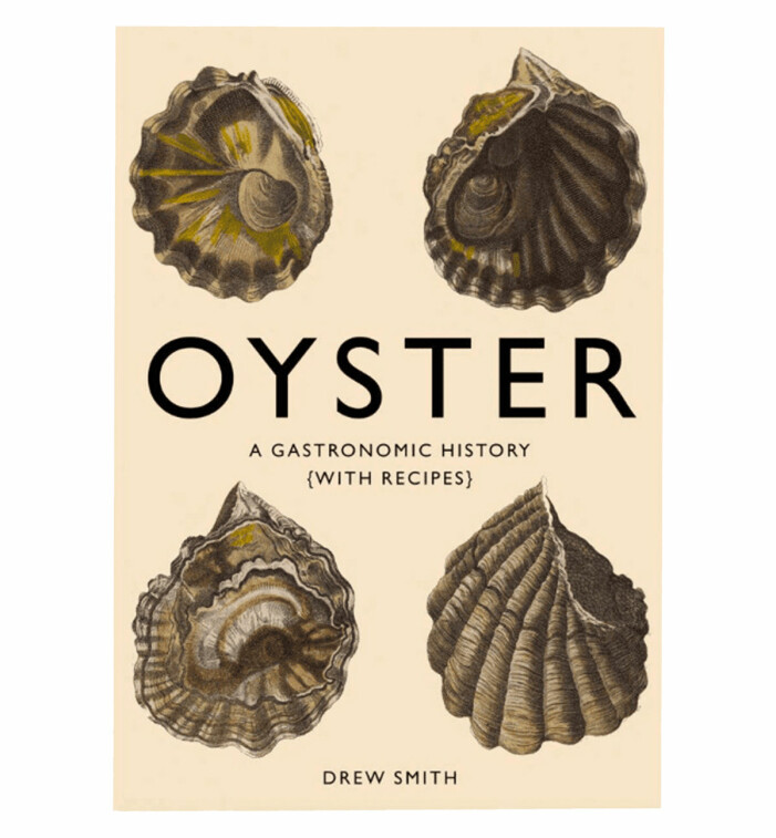 coffee table book oyster