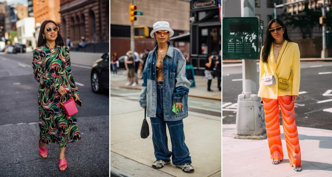 New York fashion week SS22