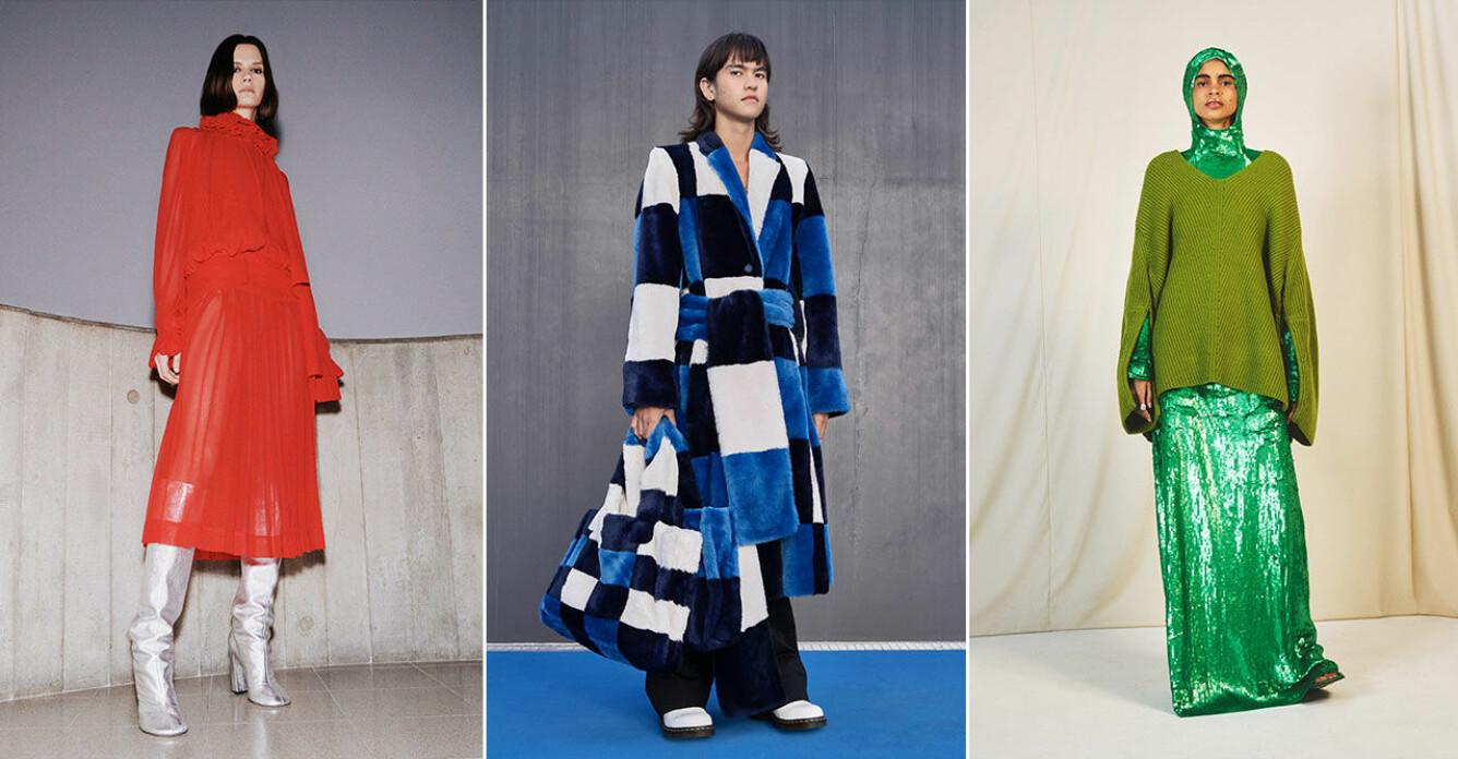 New York Fashion Week höstmode och trender 2021