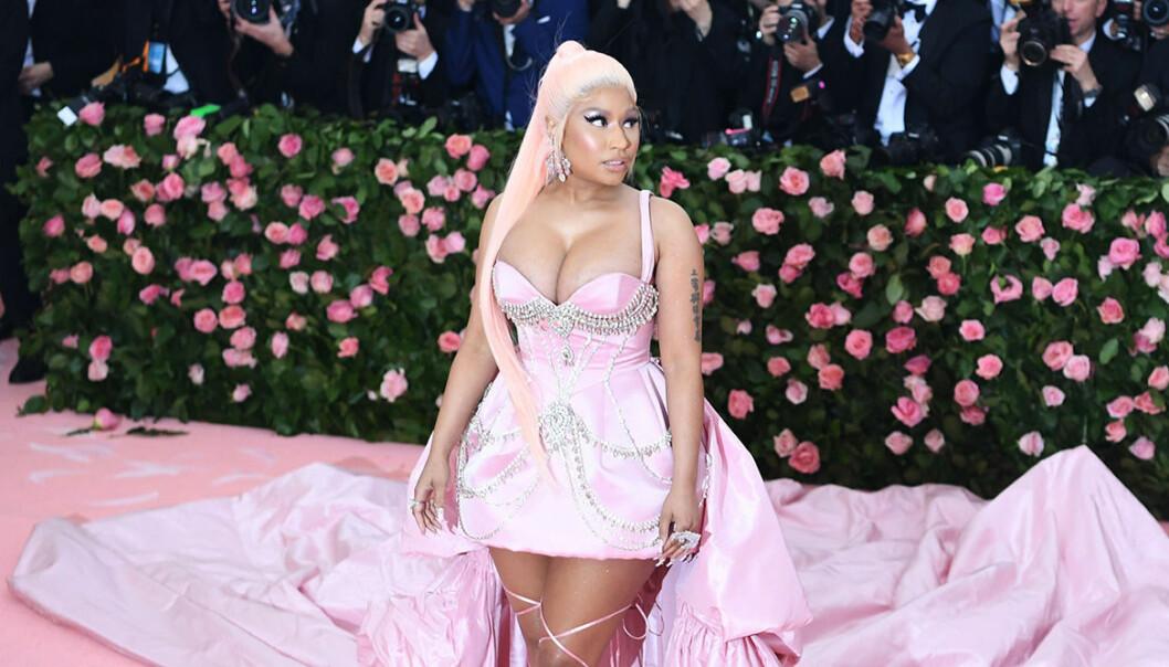 Nicki Minaj lägger ner