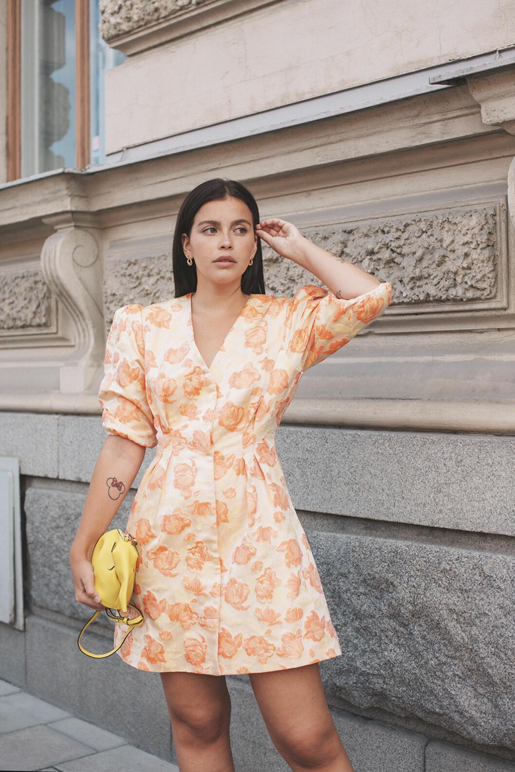 Nicole Falciani, intervju på ELLE.se