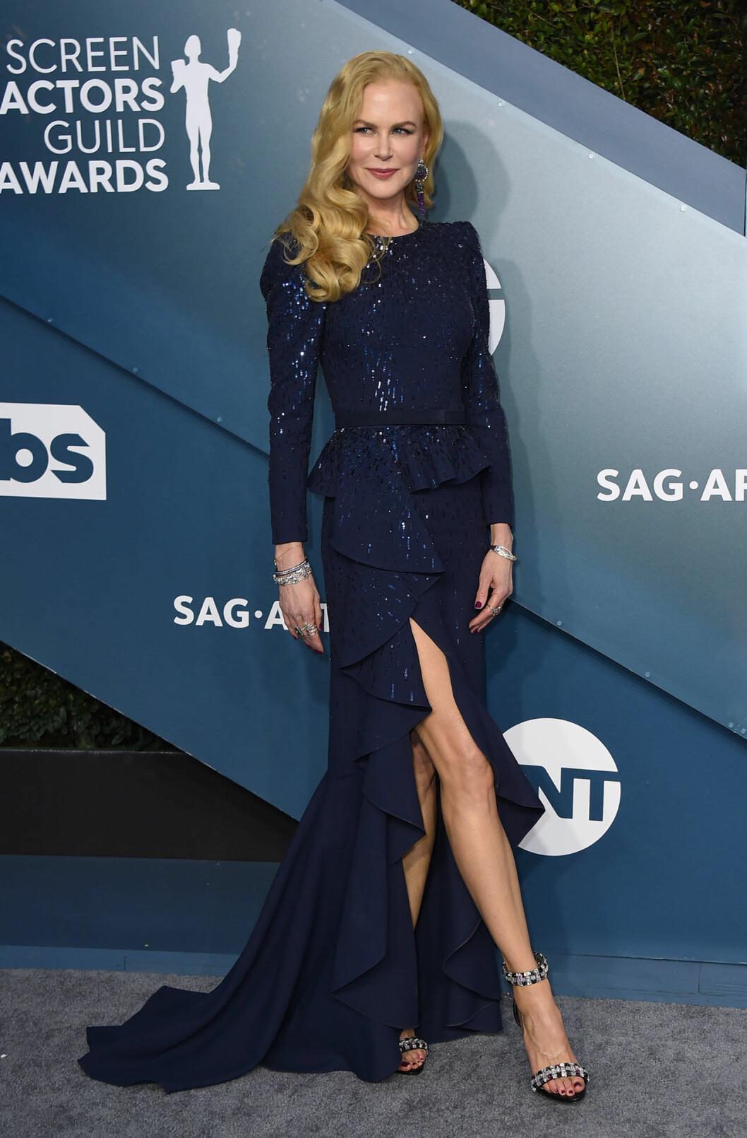 Nicole Kidman på röda mattan