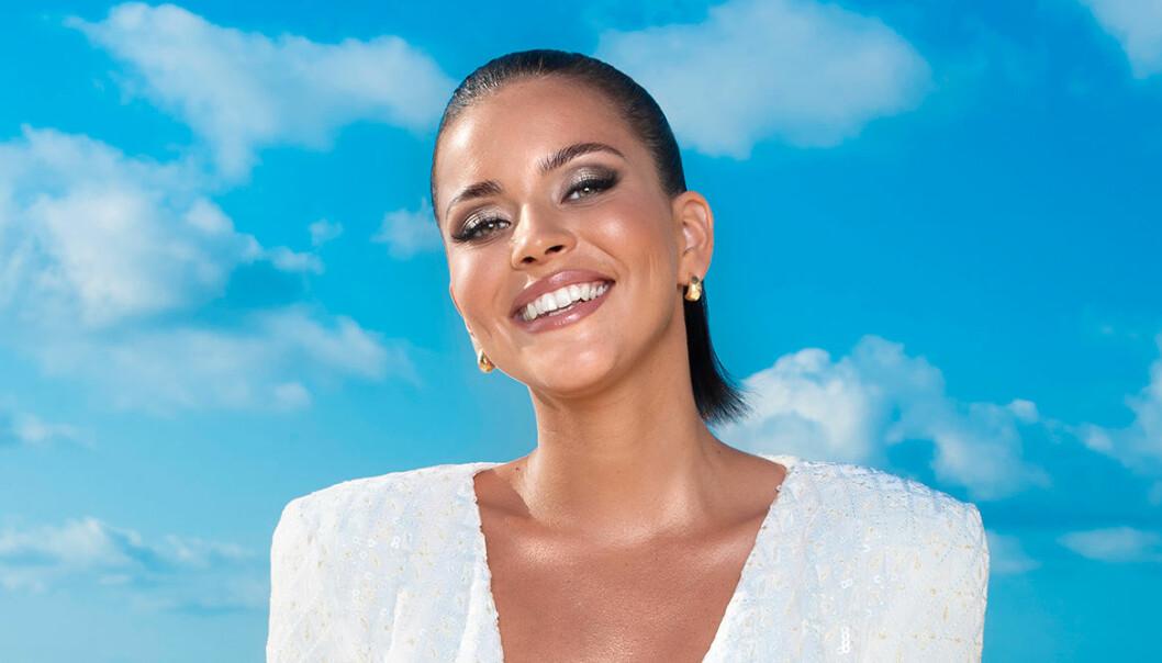 Nicole Falciani är ny programledare för Paradise hotel.