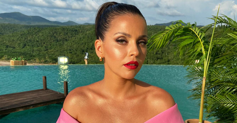 Nicole Falciani programleder Paradise hotel 2021