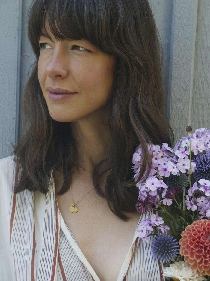 Nicole Wilson, trädgårdskreatör.