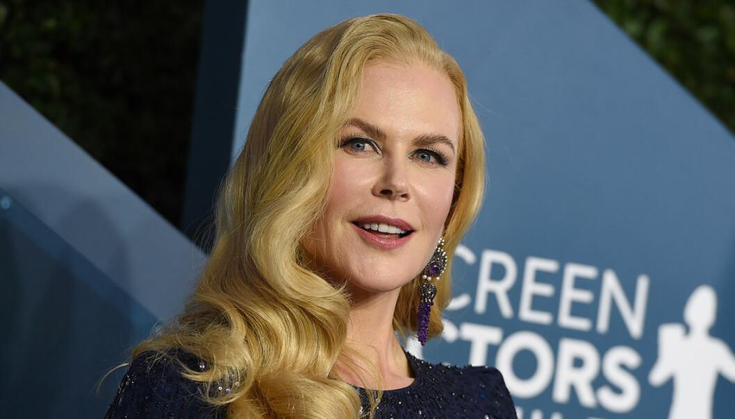 Därför pratar inte Nicole Kidman om barnen Bella och Connor Cruise