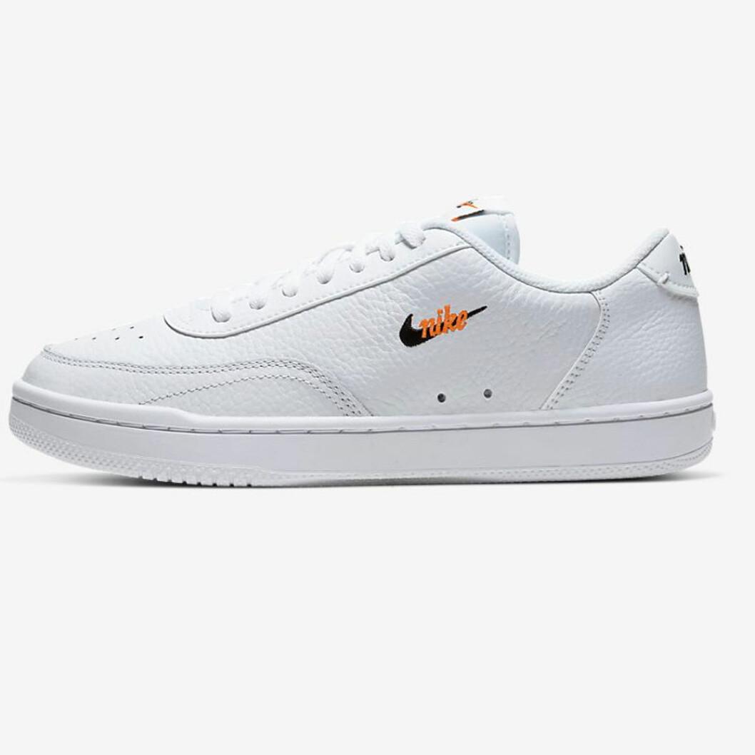 Vita vintage sneakers från Nike